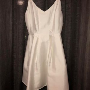Beautiful white skater dress NWT